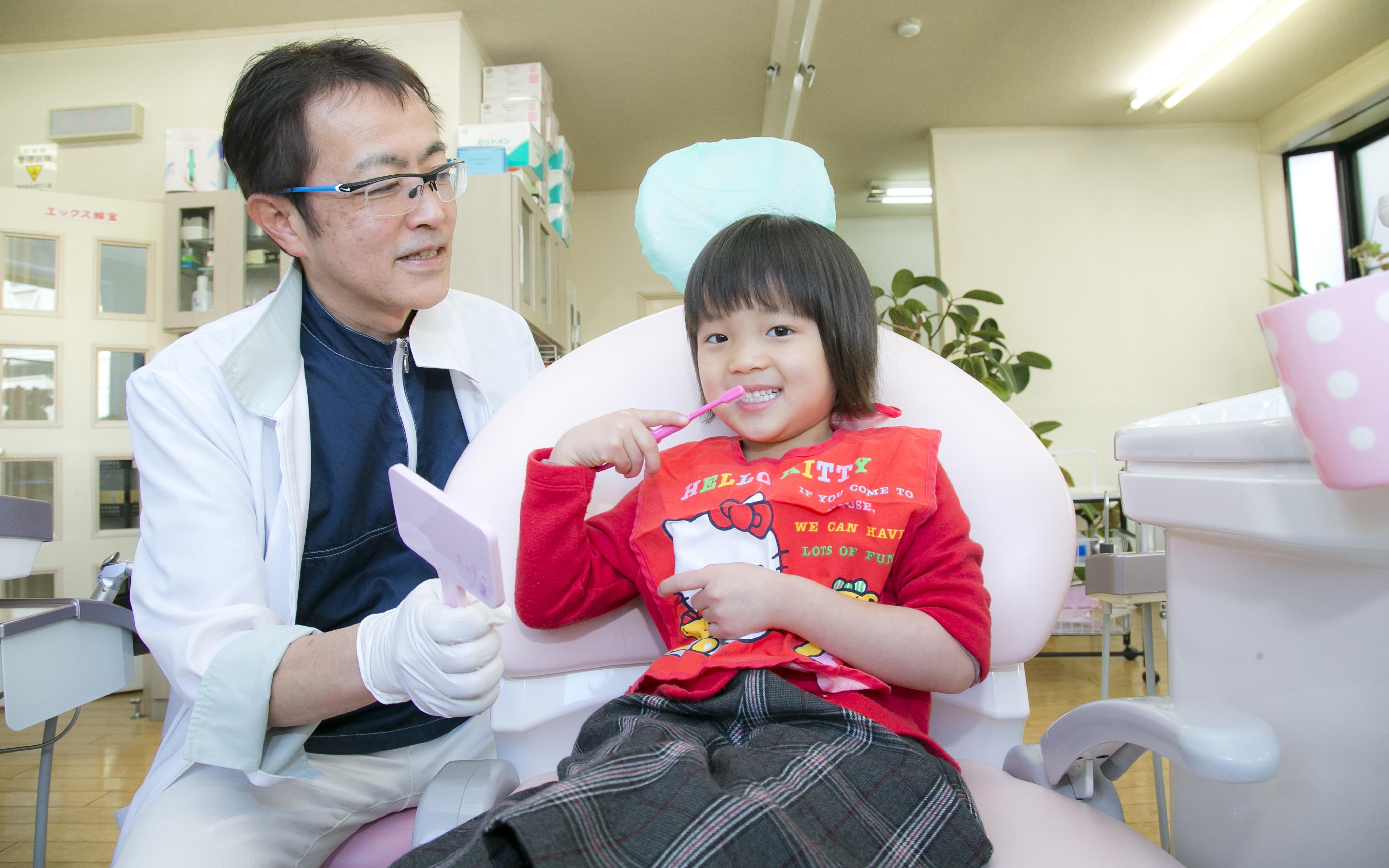 小児歯科_予防