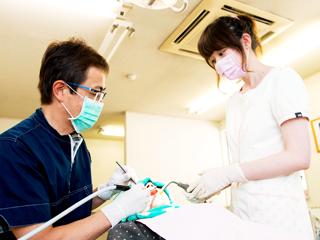 【当院の予防歯科】スケーリング